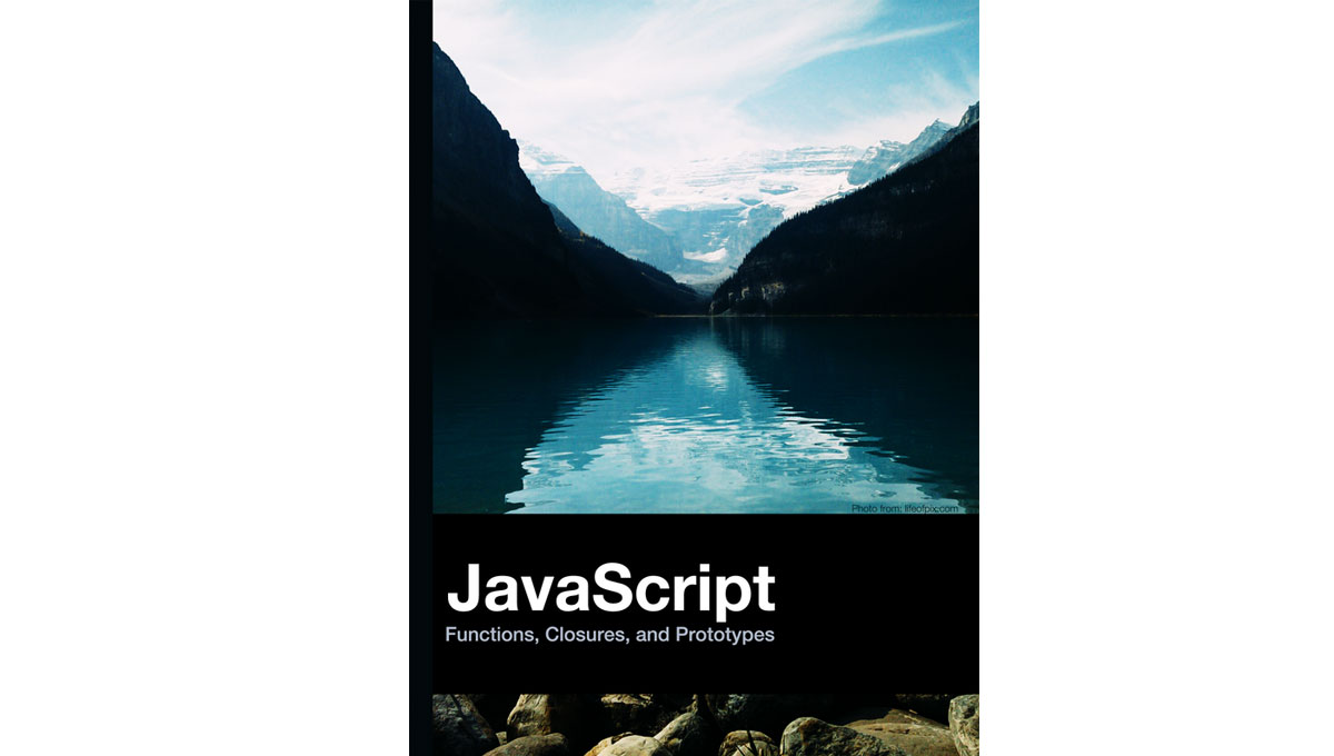Book image: JavaScript Functions, Closures, and Prototypes