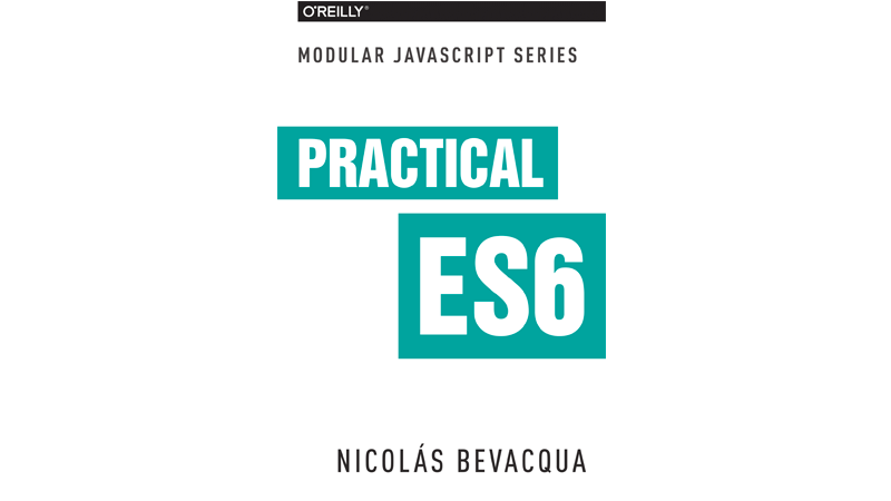 Cover Image: Practical ES6