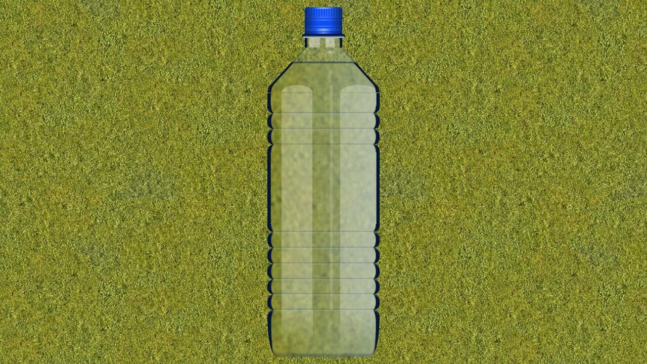 Demo image: Water Bottle