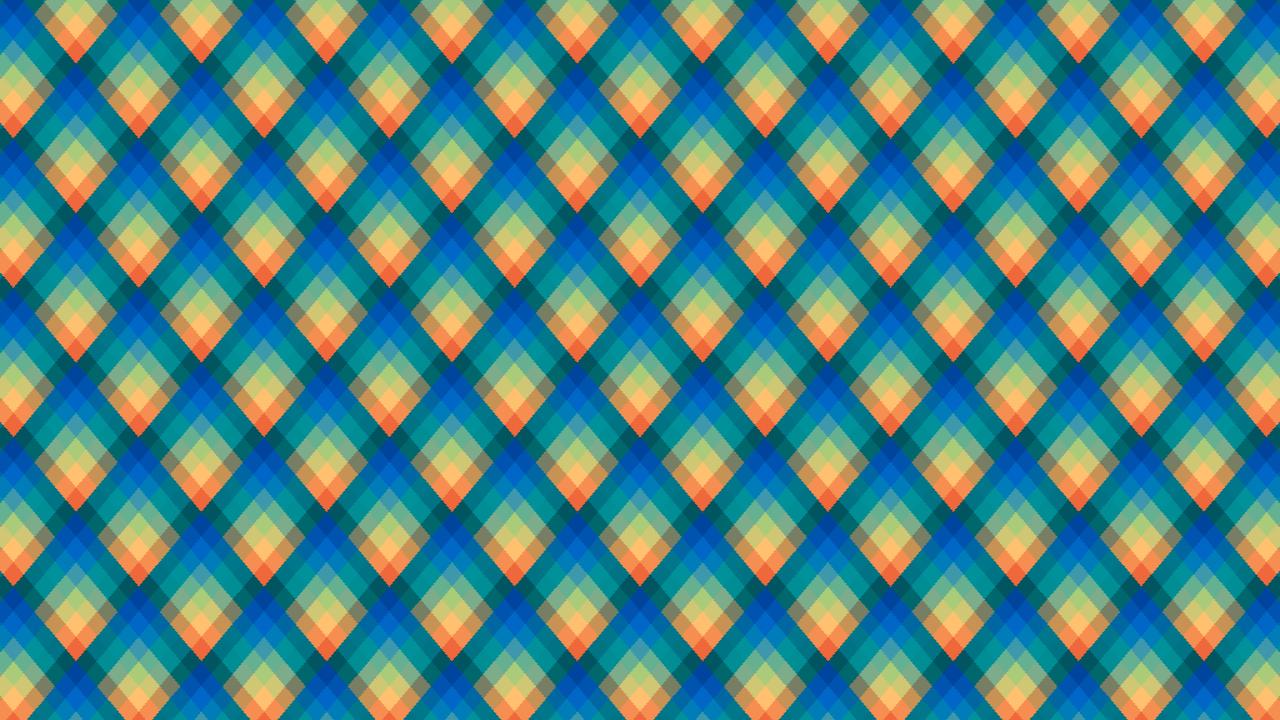 Demo image: Background Blend Mode Sample